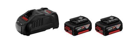 BOSCH Professional 18 V začetni komplet + torba (0615990J27)