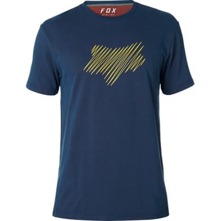 FOX muška majica Cresent XL tamno plava