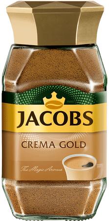 Jacobs Crema Gold 3x 200g