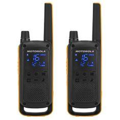 Motorola radijska postaja Walkie Talkie Talkabout T82 Extreme, rumeno-črna