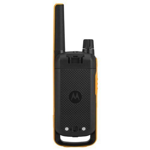 MOTOROLA TALKABOUT T82 Extreme Quad sárga/fekete