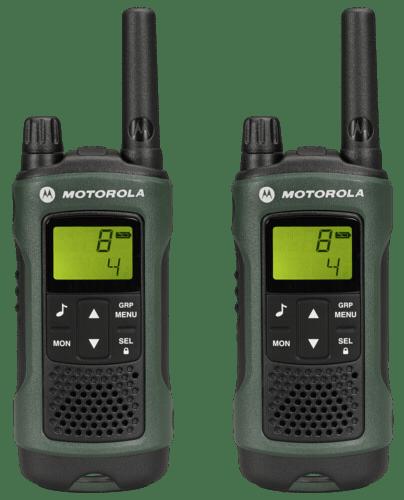Motorola TLKR T81, Hunter Duo Pack