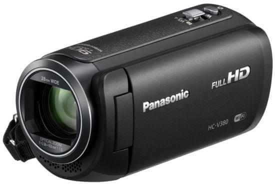 PANASONIC HC-V380 Digitális Videókamera