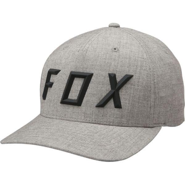 ad99084e539 FOX pánská flexfit kšiltovka Sonic Moth S M šedá