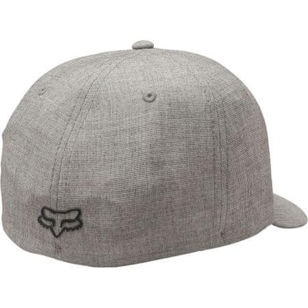 FOX pánská flexfit kšiltovka Sonic Moth S M šedá  c8e554e189