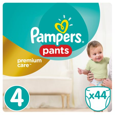 Pampers Premium Pants 4 Maxi - 44ks