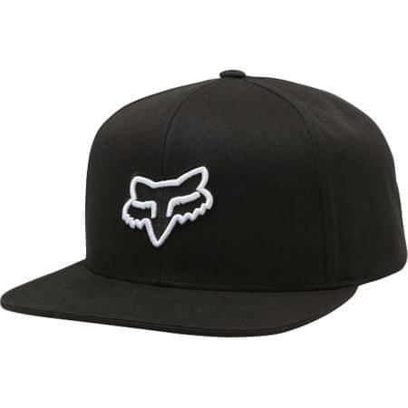 FOX moška kapa Legacy, črna