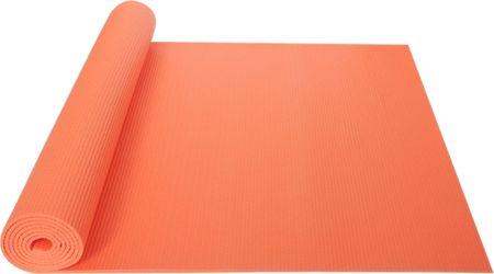 Yate mata do ćwiczeń Yoga mat orange + pokrowiec