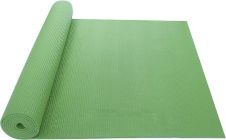 Yate Yoga szőnyeg + táska, Zöld