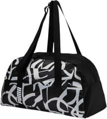 Puma Core Active Sportsbag M Black