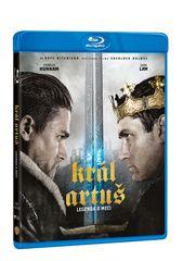 Král Artuš: Legenda o meči    - Blu-ray