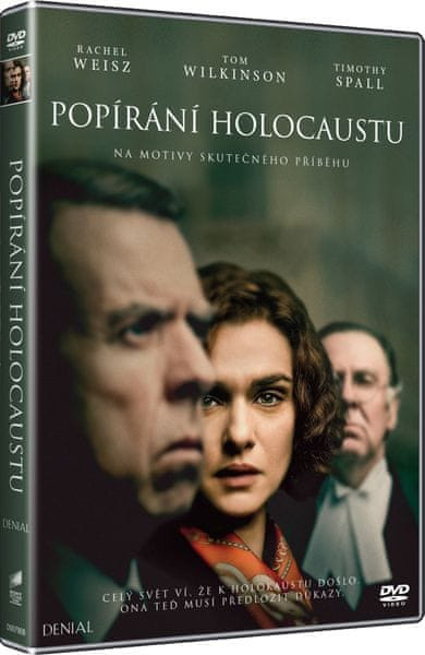 Popírání holocaustu - DVD