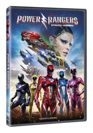 Power Rangers - Strážci vesmíru   - DVD