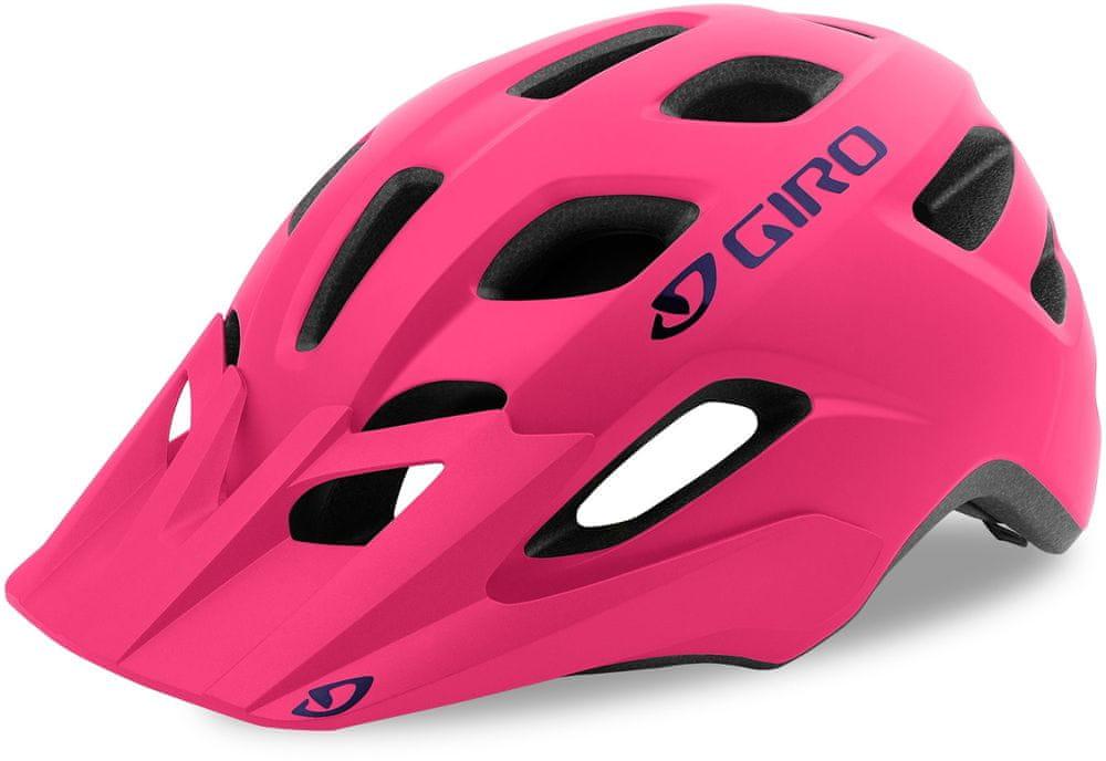 Giro Tremor Mat Bright Pink 50-57 cm