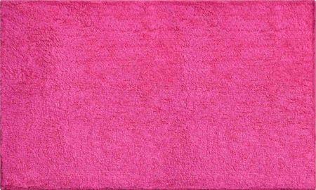 GRUND Luxusní bavlněná oboustranná koupelnová předložka, WISCONSIN 60x100 cm, růžová