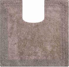LineaDue Kvalitní bavlněná oboustranná koupelnová předložka, PRIMO