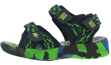 Primigi fantovski sandali, 23, modra/zelena