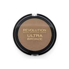 Makeup Revolution Matný bronzující pudr (Ultra Bronzer) 15 g