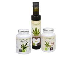 Natural Medicaments Konopný mix