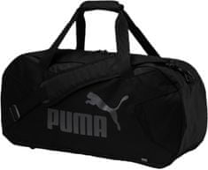 Puma Gym Duffle Bag S Black