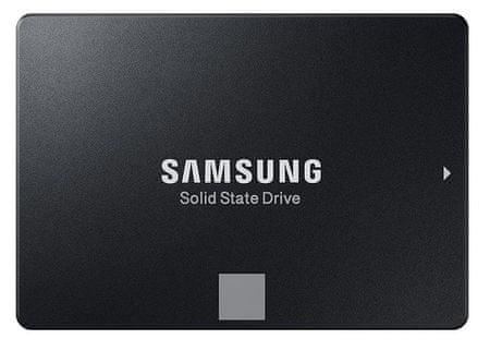 Samsung SSD trdi disk 860 EVO 1TB 2,5 SATA3 V-NAND, TLC 7mm