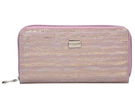 David Jones Dámská peněženka Pink P060-510