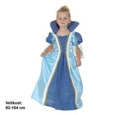 MaDe Šaty na karneval - Princezna, 92 - 104 cm