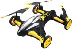JJRC H23 - Mini Dron 2.4G, 4kanálový, 6osý gyroskop, žlutý
