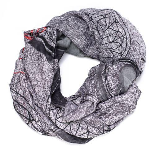 Desigual dámský šedý šátek Foulard New Adhara - Parametre  2500009f721