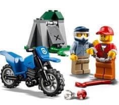 LEGO City 60170 polje pregona