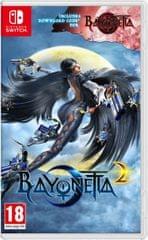 Nintendo igra Bayonetta 2 + 1 / DDC (Switch)