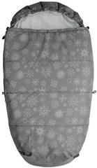 Emitex Śpiworek do wózka MUMIE Płatek śniegu