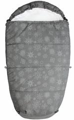 Emitex vreča za voziček MUMIE Snežinka