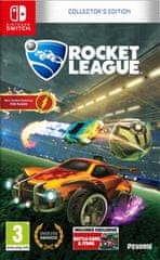 Warner Bros Rocket League: Collector's Edition (NSW)
