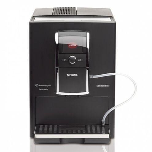 Nivona NICR 841 CafeRomatica překvapí svou kompaktností