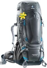 Deuter turistični nahrbtnik Aircontact PRO 65 + 15 SL graphite-black