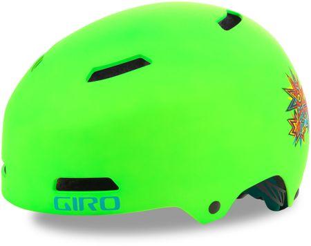 Giro Dime FS Mat Lime Blast S (51-55 cm)