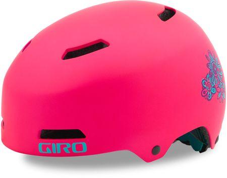 Giro Dime FS Mat Bright Pink Blosom S (51-55
