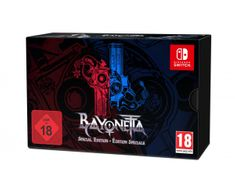 Nintendo SWITCH Bayonetta Special Edition