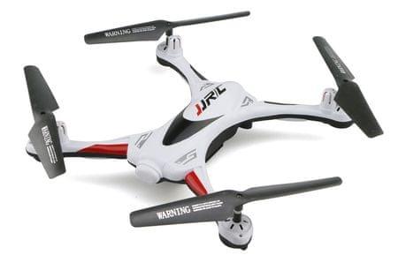 JJRC H31 - Dron 2.4G, 4kanálový, 6osý gyroskop, bez kamery, voděodolný, bílý