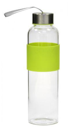 Domy steklenička, 0,56 L, zelena
