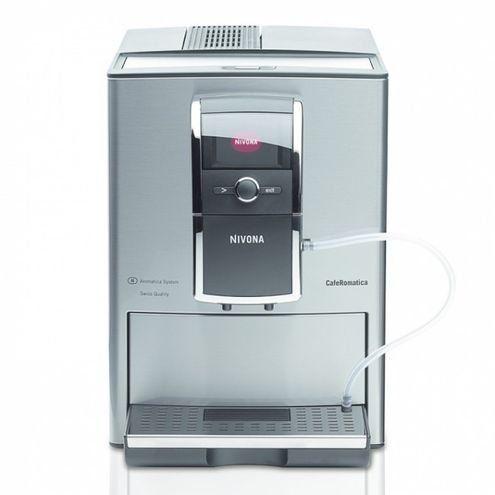 Nivona 859 CafeRomatica překvapí svou kompaktností