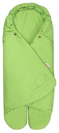 Emitex vreča BIOBA, zelena