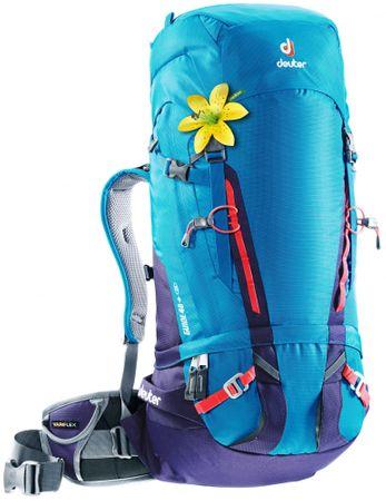 Deuter potovalni nahrbtnik Guide 40+ SL, moder