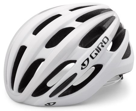 Giro kask rowerowy Foray MIPS Mat White/Silver L (59-63 cm)