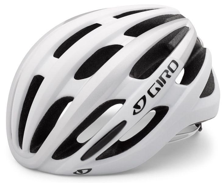 Giro Foray MIPS Mat White/Silver L (59-63 cm)