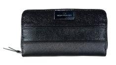 Tom Tailor női pénztárca fekete Miri Mirror