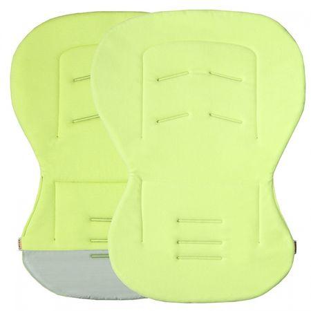 Emitex wkładka do fotelika MOBY, limonkowy