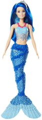 Mattel Barbie kék hableány