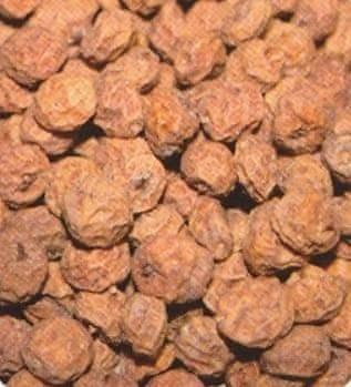 Mikbaits partikl tygří ořechy 1 kg